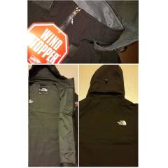 The North Face Soft Shell Gore-Tex Ceket Mont