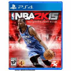 NBA 2K15 PLAYSTATİON 4 PS4 OYUNU NBA 2015