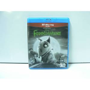 Frankenweenie 3D 2-Disk BLURAY  (Cinemaclub)