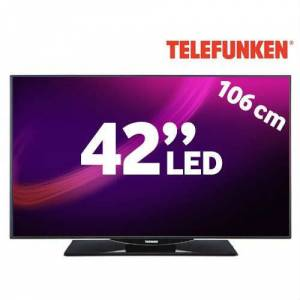 Telefunken 42TF4025 Full HD Slim Led Tv,