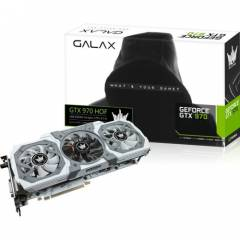 GALAXY GTX970 HOF(HALL OF FAME)4GB 256Bit DDR5 1