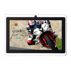 Quadro Soft Touch 2+ 1.5GhZ 8GB Hdmi Tablet 7