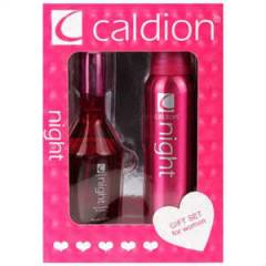 CALDION NIGHT EDT BAYAN 100ML PARFÜM + DEODORA