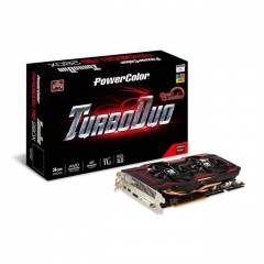POWERCOLOR R9 280X TURBO DUO 3GB 384b DDR5 VGA D