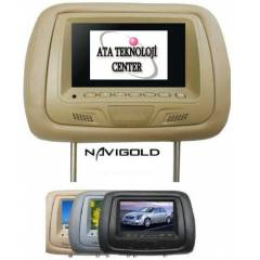 Navigold Kafalık Monitör Diwx Cd Mp3 USB ATARİLİ
