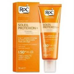 Roc Soleil Protexion Anti Brown Spot Fluid For F