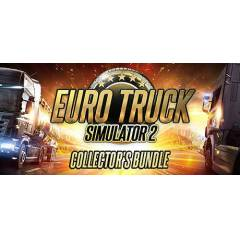 EURO TRUCK SIMULATOR 2 COLLECTOR'S STEAM CD KEY