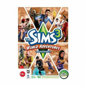 PC THE SIMS 3 WORLD ADVENTURES
