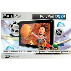 TABLET PolyPad D524-7 4GB Tablet-2015 MODEL