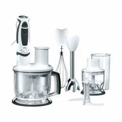 Braun Multiquick 5 MR570 Patisserie Blender Seti