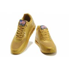 Nike Air Max 90 Hyperfuse GOLD WOMEN
