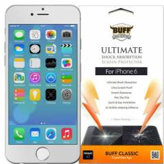 Buff K�r�lmaz Ekran Koruyucu Film iPhone 6 (4.7)