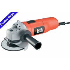 Black Decker aVUÇ TaşlamA CD115