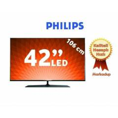 Philips 42PUS7809 WiFi 106cm 4K ULTRA HD LED TV