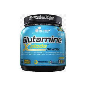 Olimp Glutamine Xplode Powder  500 gr + 2 HED�YE