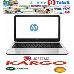 Hp Laptop i5 4210U 8GB 750GB 2GBVga Beyaz Laptop