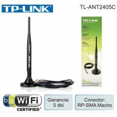 Tp-Link TL-ANT2405C 2.4 GHz RP-SMA 1.3 M 5 dBi