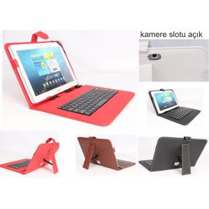 Piranha 10.1 in� Klavyeli Tablet K�l�f�
