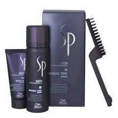 WELLA SP PIGMENT MOUSSE GRADUAL TONE 60 ML SİYAH