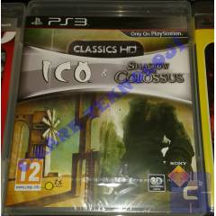 ICO shadow of the colossus ps3 SIFIR ÜRÜN ico