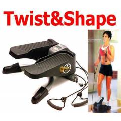 COSFER TWIST SHAPE İPLİ STEP VE KONDİSYON ALETİ