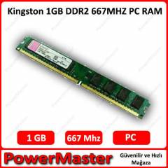 KINGSTON 1GB DDR2 667MHz-PC