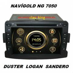DUSTER LOGAN SANDERO TV GPRS DVD 7 İNÇ