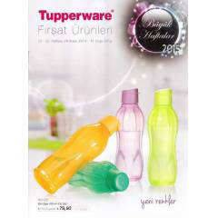 TUPPERWARE EKO ŞİŞE 750 ML RENGARENK