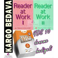 READER AT WORK 1-2 ODTÜ / YDS HAZIRLIK SETİ