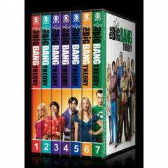 THE BİG BANG THEORY (SEASONS 1-7)