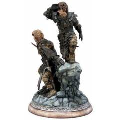 Sideshow LOTR: Frodo and Samwise Statue