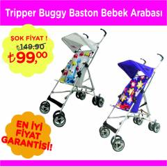 Tripper Buggy Baston Bebek Arabası