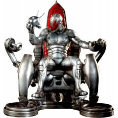 Sideshow Classic Ultron on Throne Comiquette