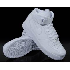 Nike Air FORCE 1 MID WHITE ERKEK 41-46