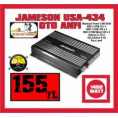 JAMESON USA-434 OTO AMFİSİ 4x1400 WATT