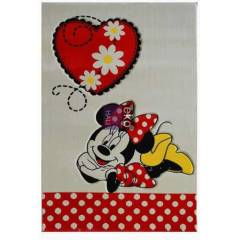 DISNEY D521 MINNIE MOUSE ÇOCUK HALISI 120X180 CM