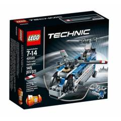 Lego Technıc 42020 Twin-rotor Helicopter