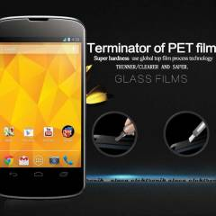 LG E960 NEXUS 4 TEMPERED GLASS CAM EKRAN KORUMA