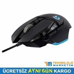 Logitech G502 Gaming Mouse Oyuncu Mouse