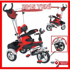 Babyhope BH-9510 Star bebek bisikleti Tricycle