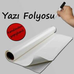 67.5x150 FLEXİBLE YAZI FOLYOSU (WHİTE BOARD)