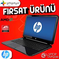 HP 15 AMD A8-6410 4GB 750GB 2.5GB VGA 15.6