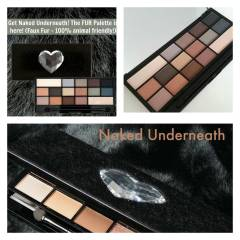 Naked Underneath Palette by MAKE UP REVOLUTION