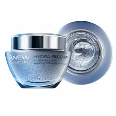 Anew Clinical Gece Uygulanan Maske - 50ml