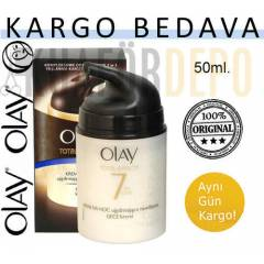 Olay Gece Kremi 50ML. | TOTAL EFFECTS 7in1