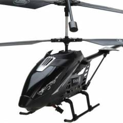 BLACK XFORCE METAL 3,5 KANAL KAMERALI HELİKOPTER