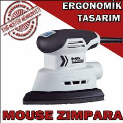 MAC ELEKTRİKLİ MOUSE ZIMPARA MAKİNASI 110 W
