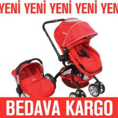 KRAFT TWİST RLX TRAVEL BEBEK ARABASI 2014