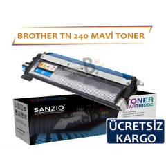 Brother Tn 240 C Muadil Toner 3040/3070/9120