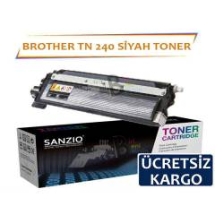 Brother Tn 240 BK Muadil Toner 3040/3070/9120
